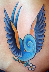Tattoos - Birdy - 27639