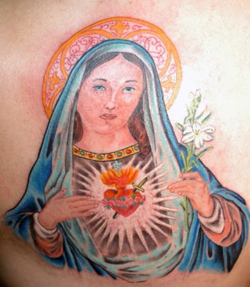 Tattoos - Mary - 27641