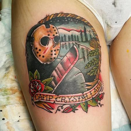 Tattoos - Jason  - 94426