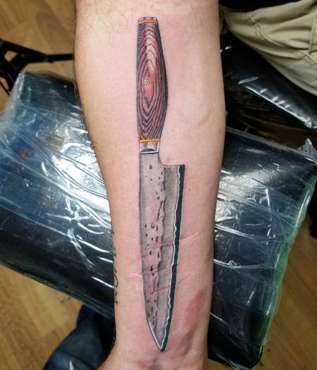 Tattoos - Iron chef - 140315