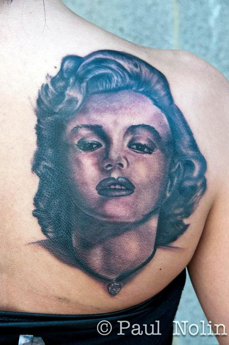 Tattoos - Marilyn - 56076