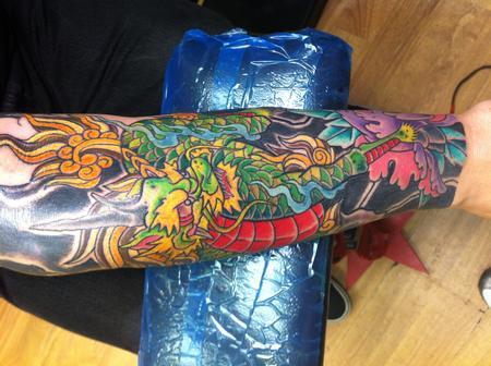 Tattoos - Kirin - 76718
