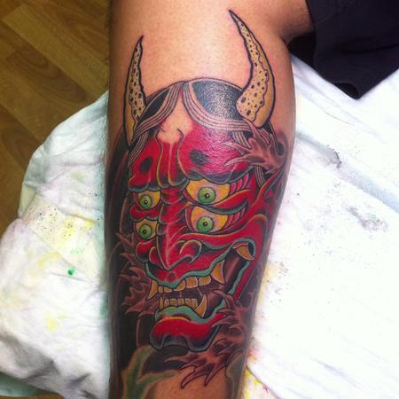 Tattoos - Hannya - 76728