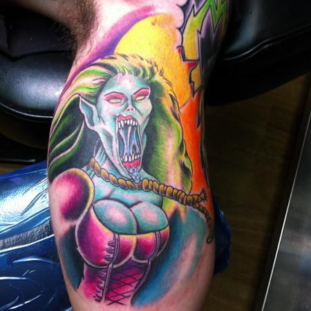 Tattoos - Banshee - 76724