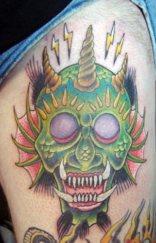 Tattoos - mer-devil - 23725