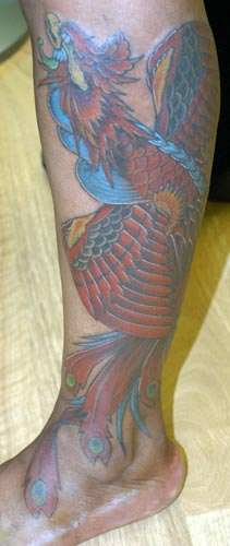 Tattoos - pheonix - 24283