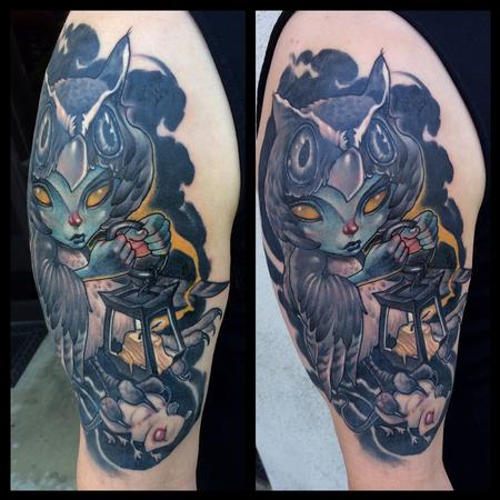 Tattoos - Late night snack - 101947