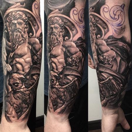 Tattoos - Titans - 131717
