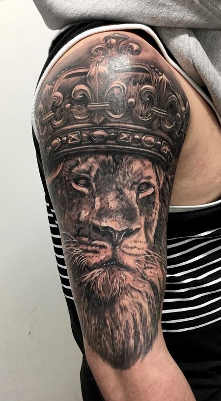 Tattoos - Lion King - 131710