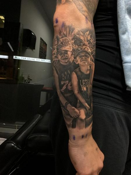 Tattoos - Bros - 129840