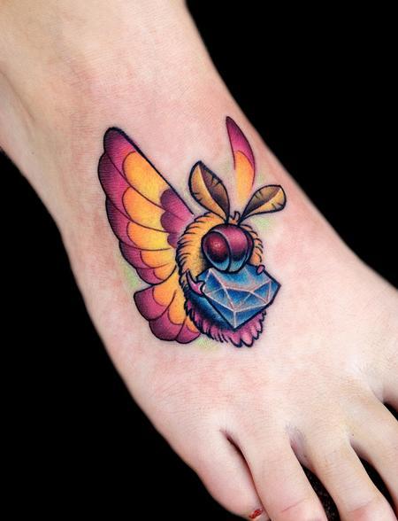 Timothy Stafford - Moth & Jewel