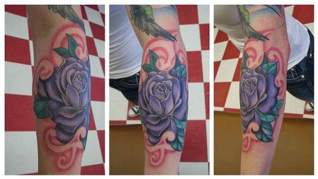 Tattoos - Rose - 78911