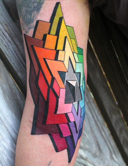 Tattoos - Color Wheel - 94265
