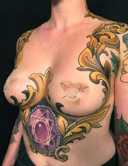 Tattoos - Torso - 125439
