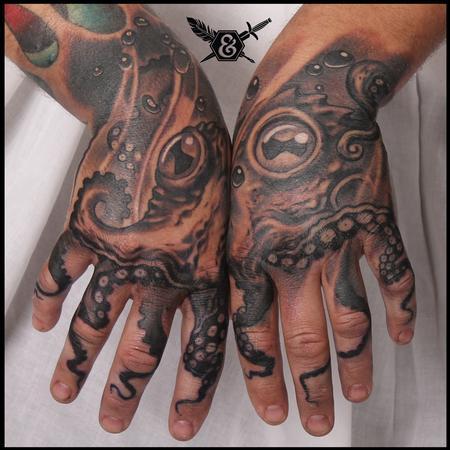 Tattoos - Octohands! - 70077
