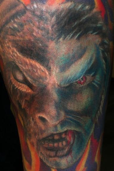 Tattoos - Vampire - 51551