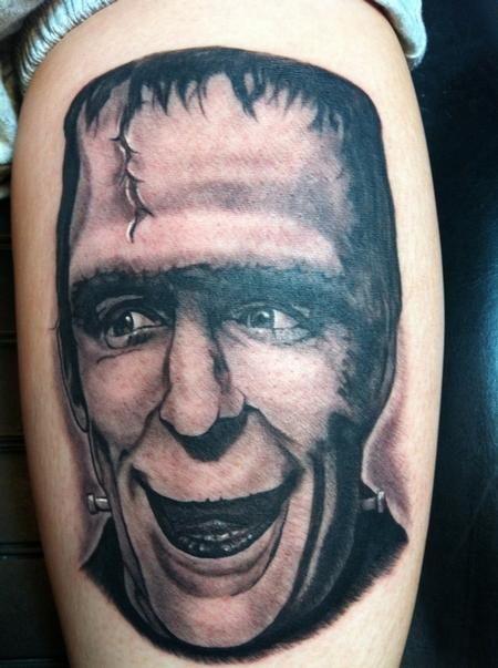 Tattoos - Herman Munster - 79205