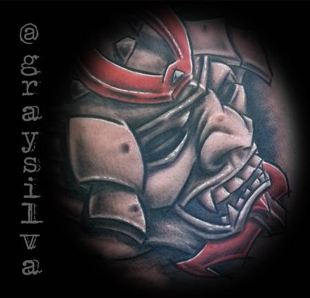 Tattoos - Samurai - 122319