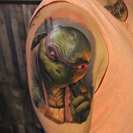 Tattoos - TMNT Donatello - 104175