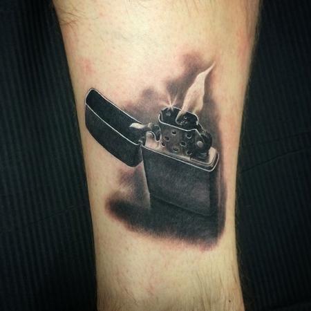 Tattoos - Zippo - 99121