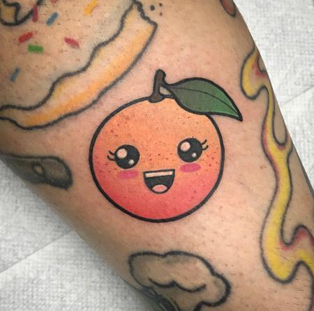 Tattoos - Fruit Tattoo - 134163