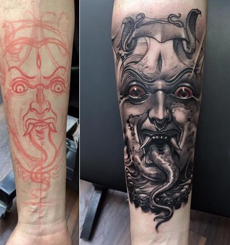 Tattoos - Kali Tattoo - 140402