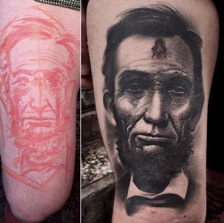 Tattoos - Lincoln Tattoo - 140405