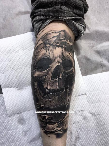 Robert Hernandez - Skull