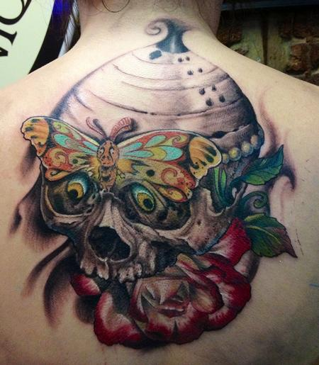 Tattoos - dance of life and death  - 84397