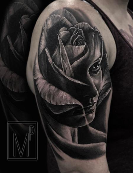 Tattoos - floral morph - 133210