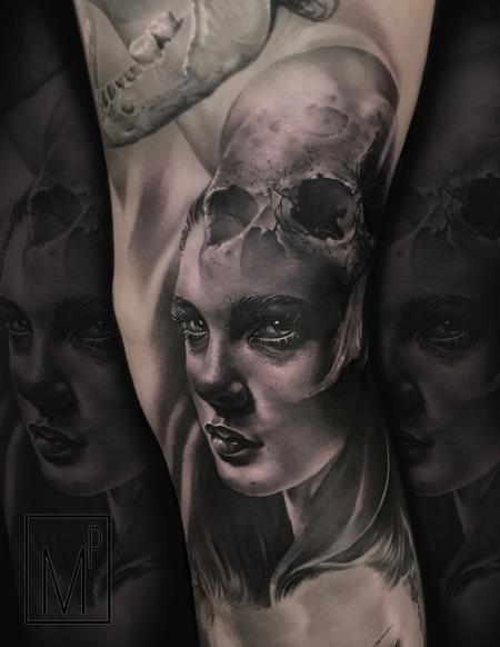 Tattoos - skullface - 133202