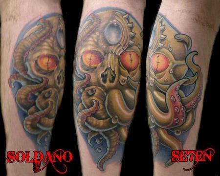 Tattoos - Octosweat - 71013