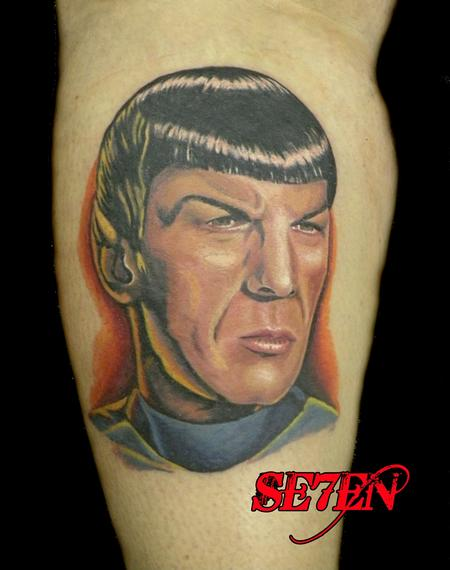 Tattoos - Mr. Spock!!! - 73084