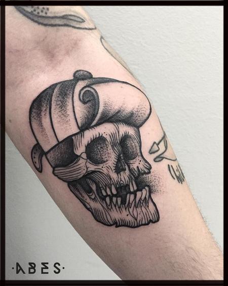 Tattoos - graffiti - 119882