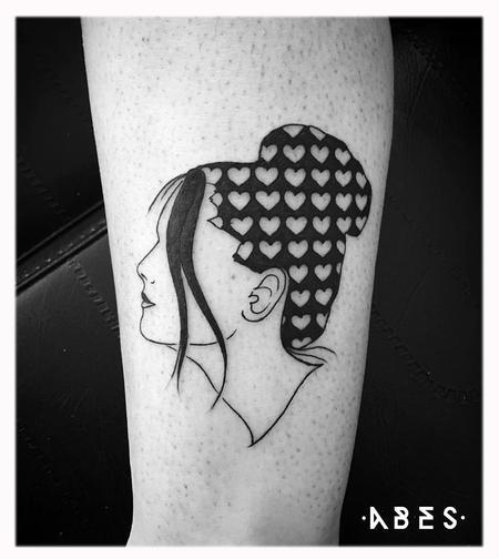 Tattoos - MORE LOVE - 119811