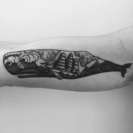 Tattoos - moby dick - 129248
