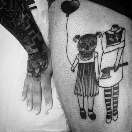 Tattoos - sisters - 128687