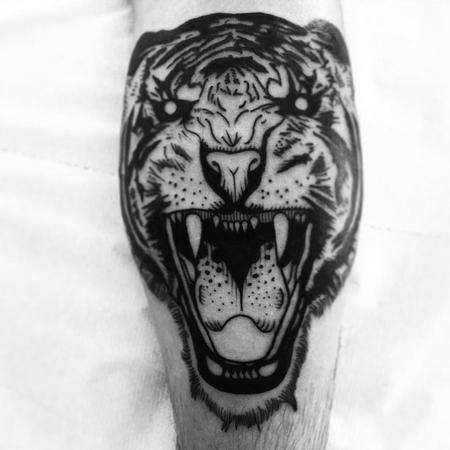 Tattoos - tiger - 130727