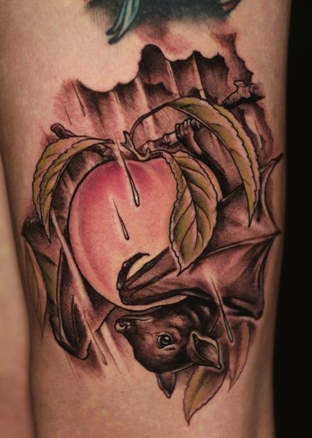 Tattoos - Fruit Bat - 95310