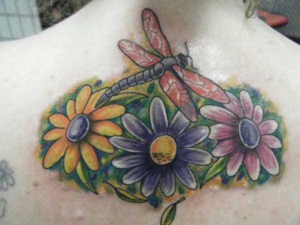 Chich - Flowers Tattoo
