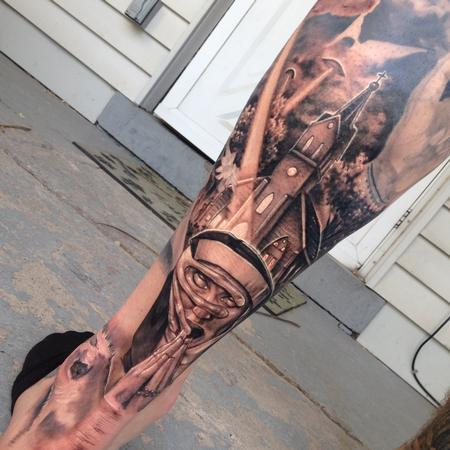 Tattoos - kyles abducted nun - 110142