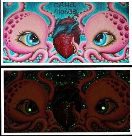 Jordana Hawen - Octopus number 2