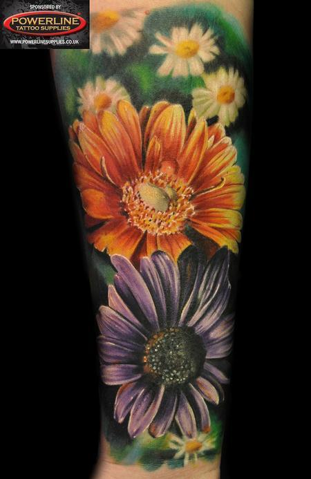 Tattoos - Daisy - 98929