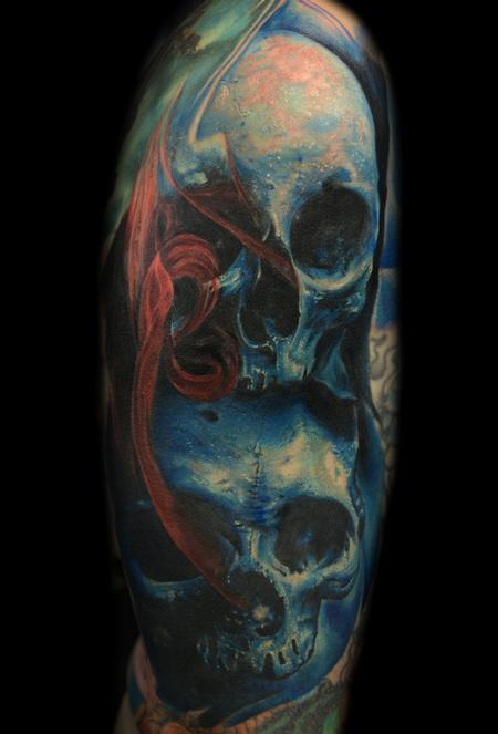 Max Pniewski - Skulls