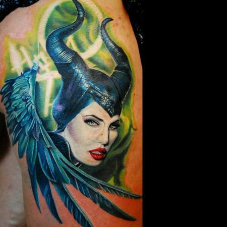 Tattoos - maleficent  - 115503