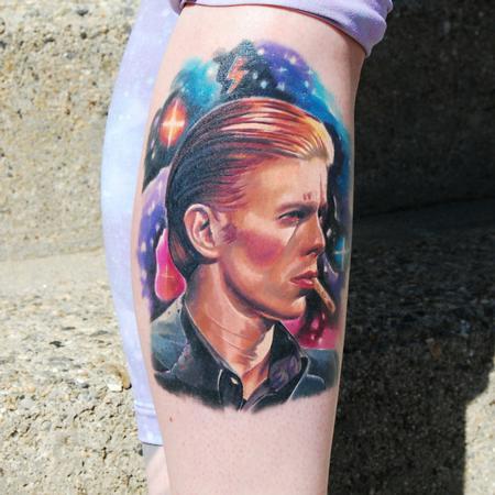 Tattoos - David bowie - 115501
