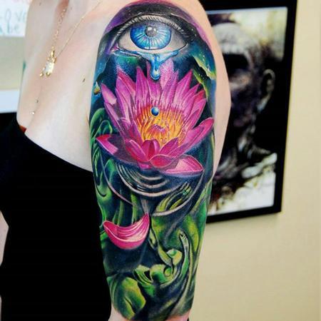 Tattoos - inner struggle - 115534