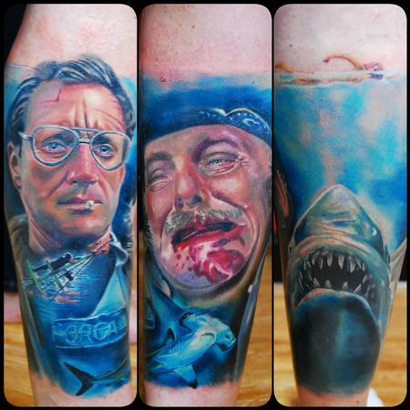 Tattoos - JAWS Dun Dun - 116497