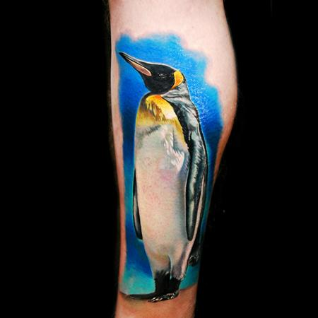 Tattoos - King Penguin - 122705
