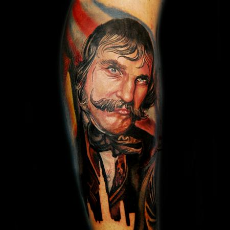 Tattoos - Gangs of New York  - 122704